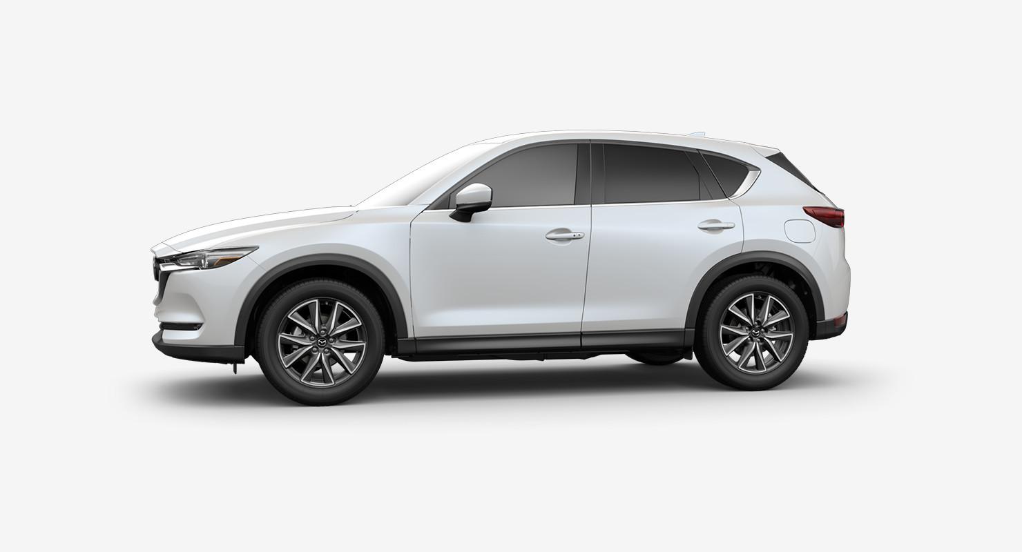 2017 Mazda CX5 Crossover SUV  Fuel Efficient SUV  Mazda USA