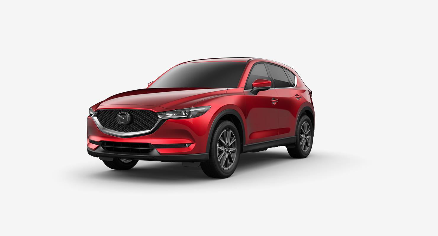 2017 Mazda CX-5 Crossover SUV - Fuel Efficient SUV | Mazda USA