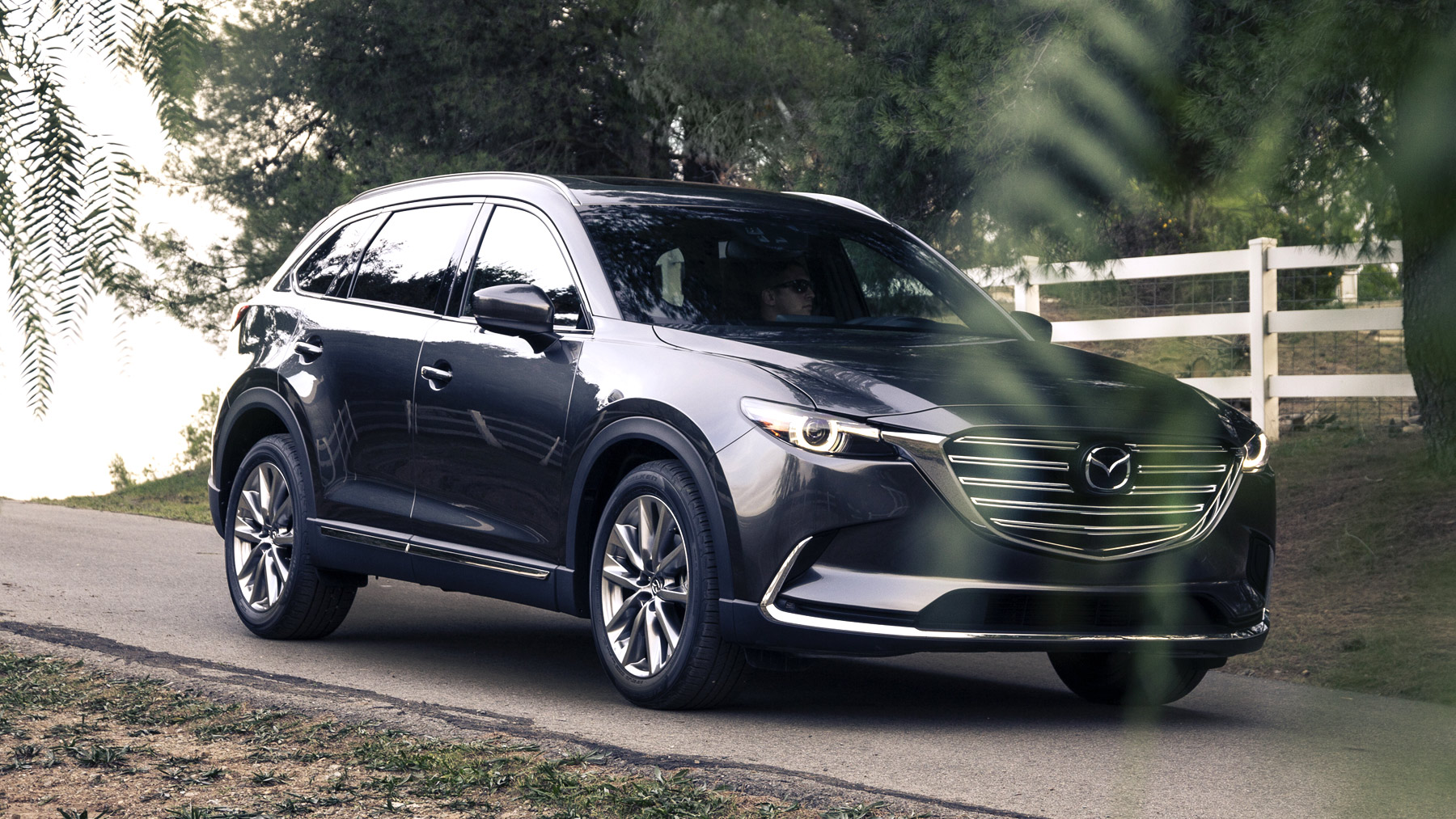 2017 Mazda CX-9 3 Row SUV - Pictures & Videos