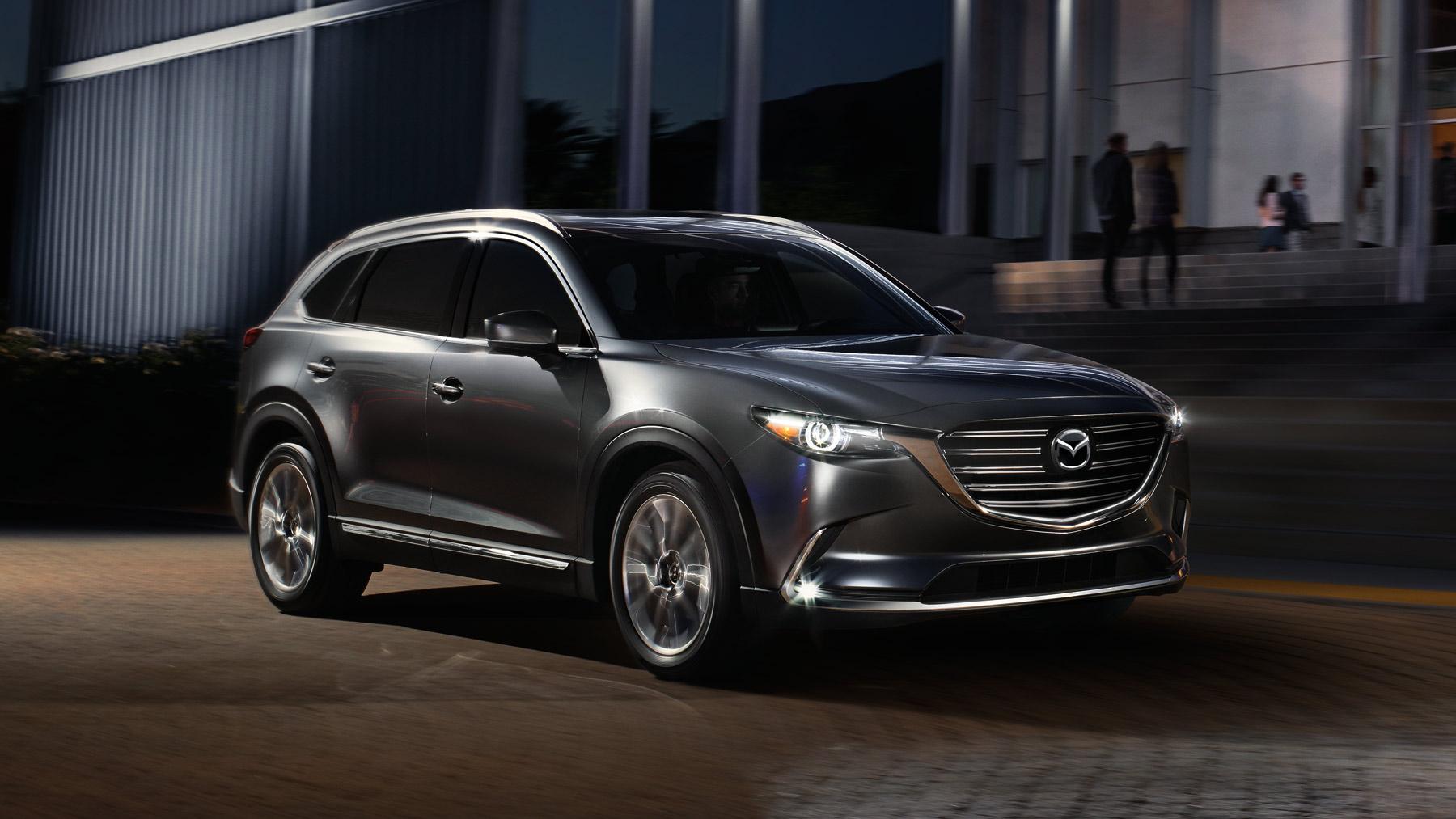 Suv Mazda Cx 9 De 3 Filas 2017 Fotos Y Videos Mazda Usa