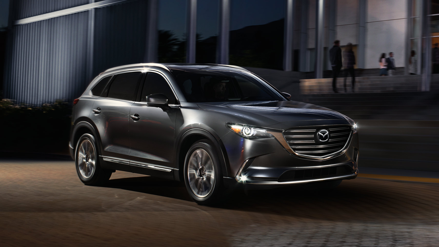 new 2017 mazda cx 9 for sale near fort worth tx hiley mazda. Black Bedroom Furniture Sets. Home Design Ideas