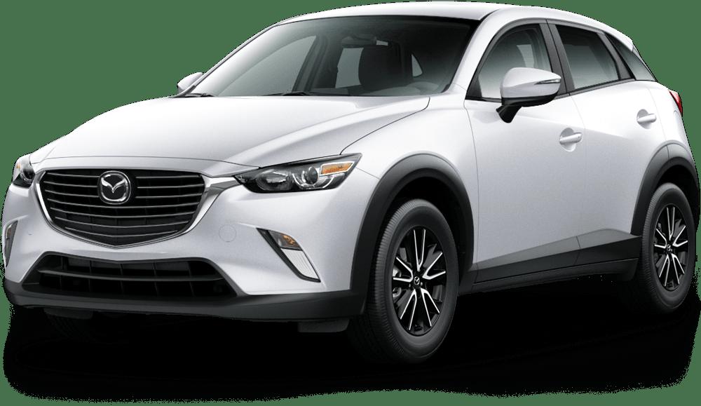 2017 Mazda CX-3 Subcompact Crossover - Compact SUV | Mazda USA