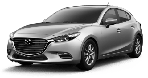 2017 Mazda 3 Hatchback Trims - Sport, Touring, & Grand Touring ...