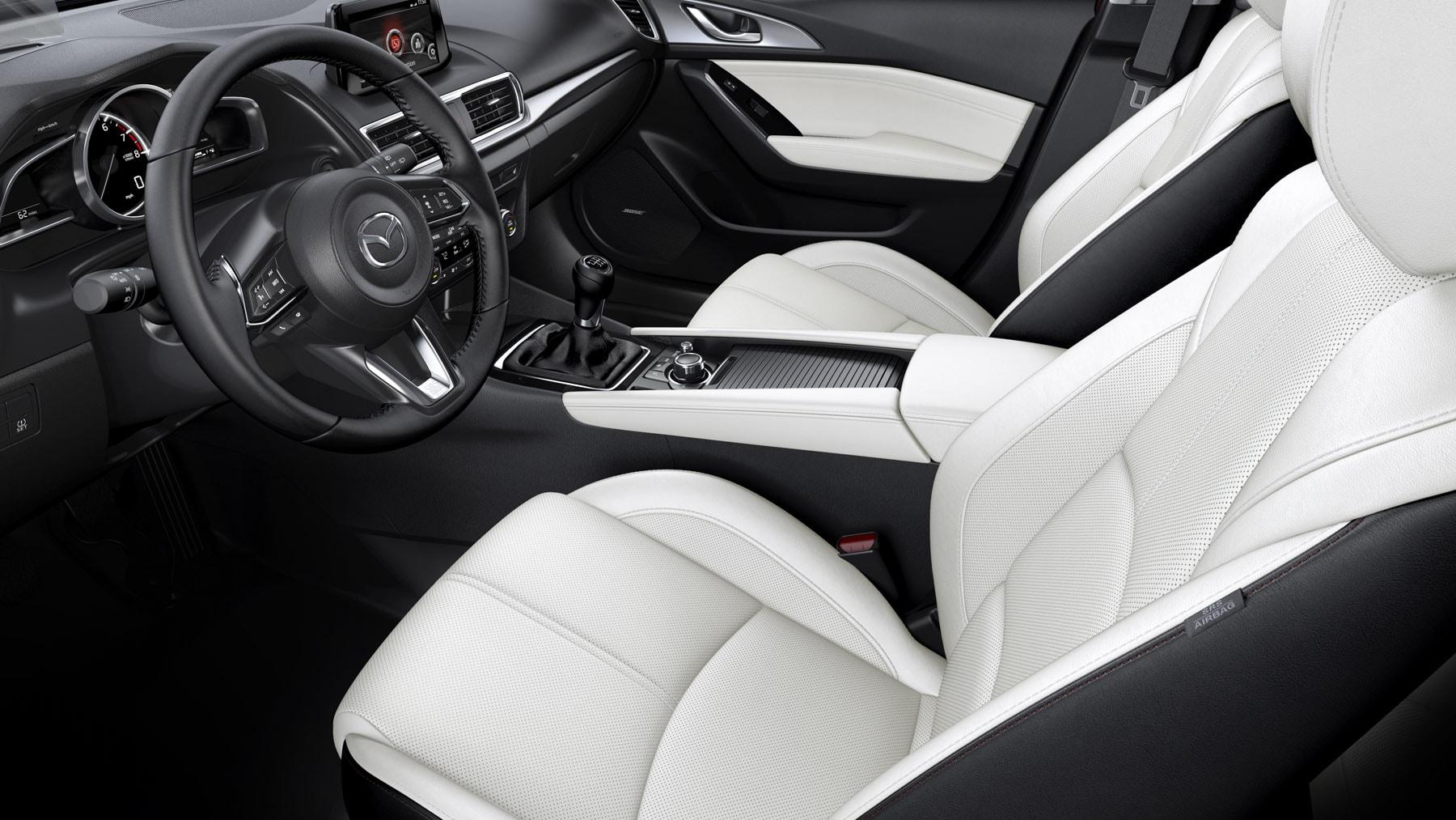 2017 mazda 3 hatchback fuel efficient compact car mazda usa for Mazda 3 2017 hatchback interior