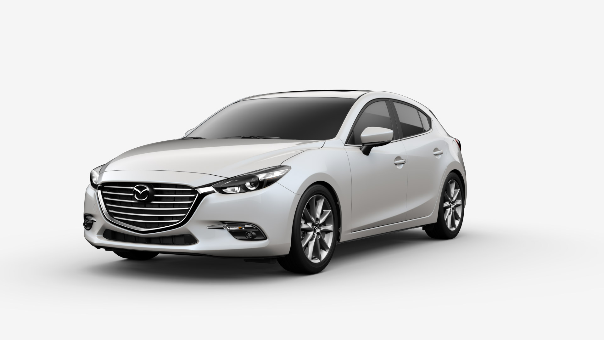 Black Mazda 3 2017 Mazda 3 Hatchback Fuel Efficient Compact Car Mazda Usa