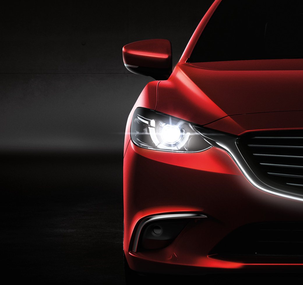 Mazda 6: 2017 Mazda 6 Design & Performance Features