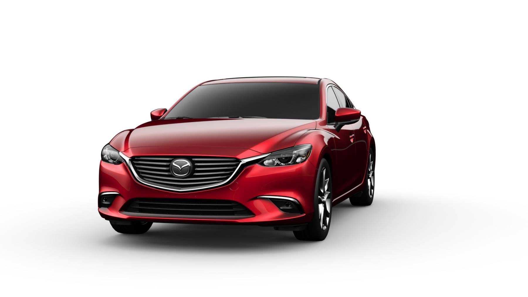 Mazda Machine Gray Metallic Paint