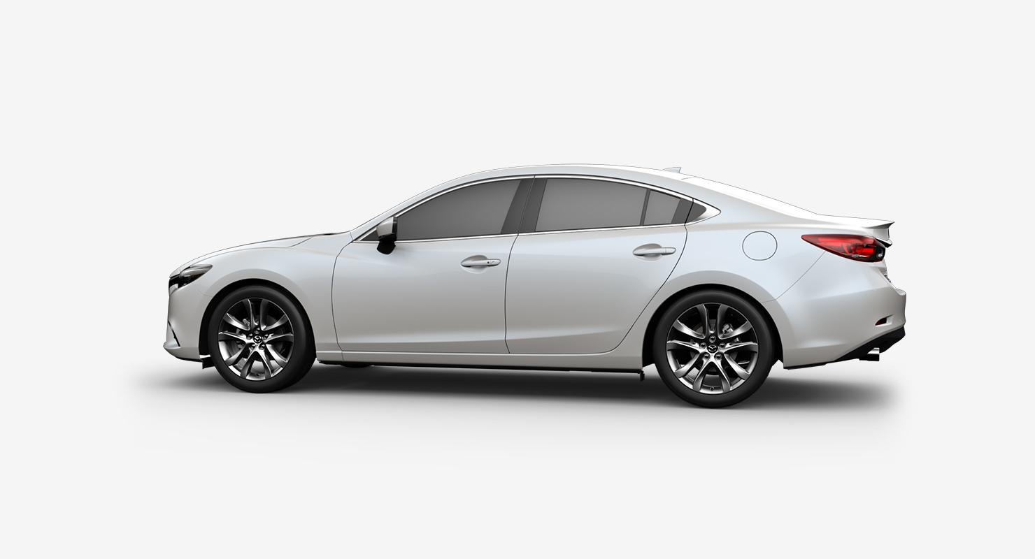 Mazda 6 2017 White | Best new cars for 2018