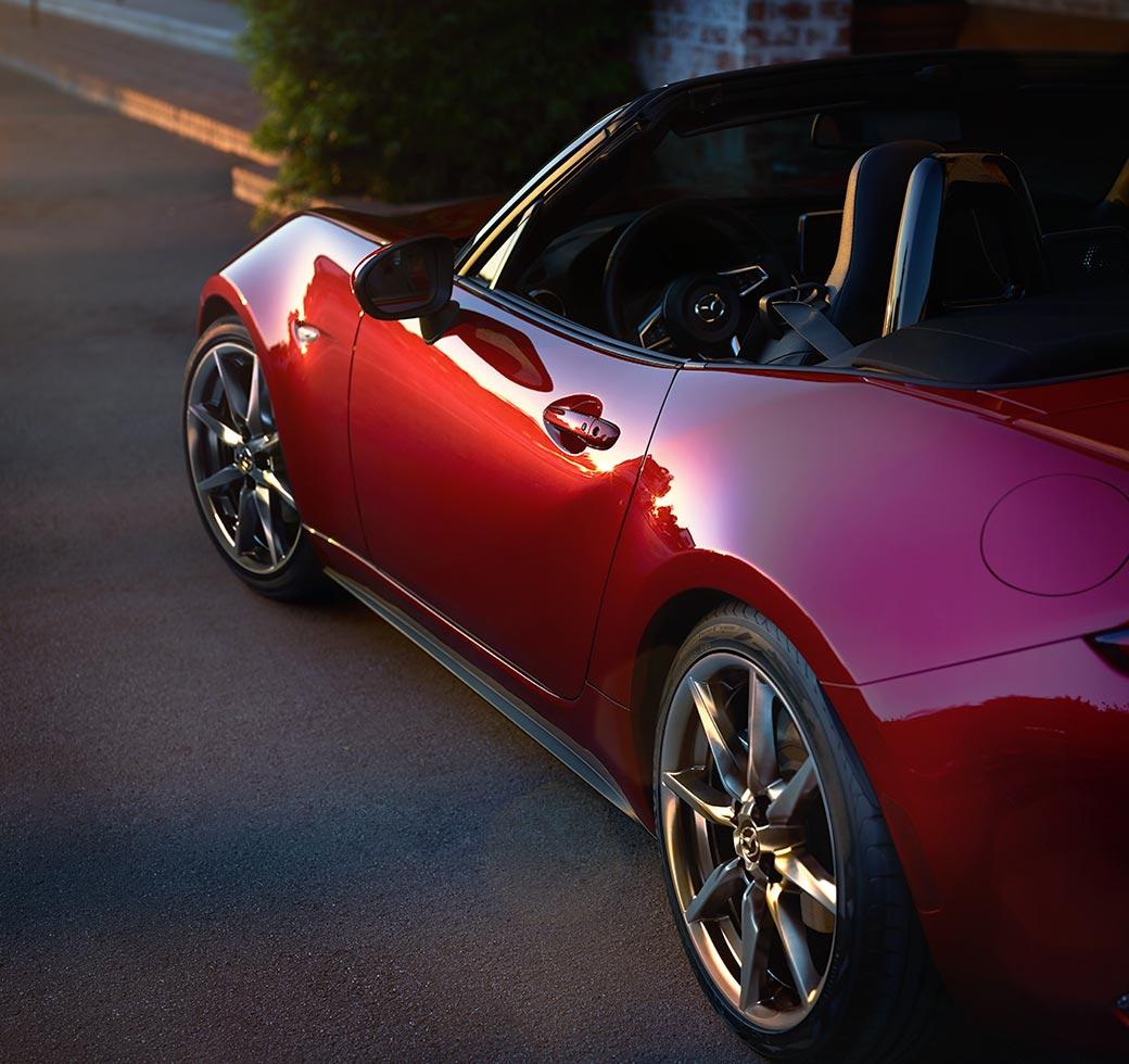 Características De Rendimiento Y Diseño Del Mazda MX-5