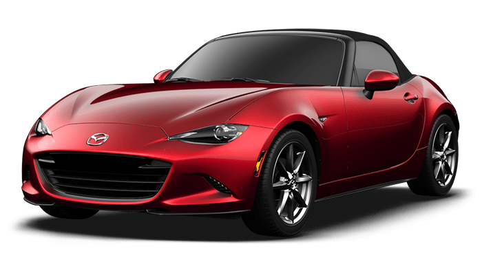 2017 Mazda MX-5 Miata soft top – grand touring