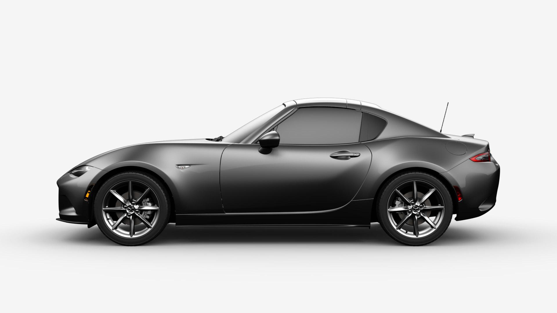 2017 Mazda MX 5 Miata RF Hard Top Convertible