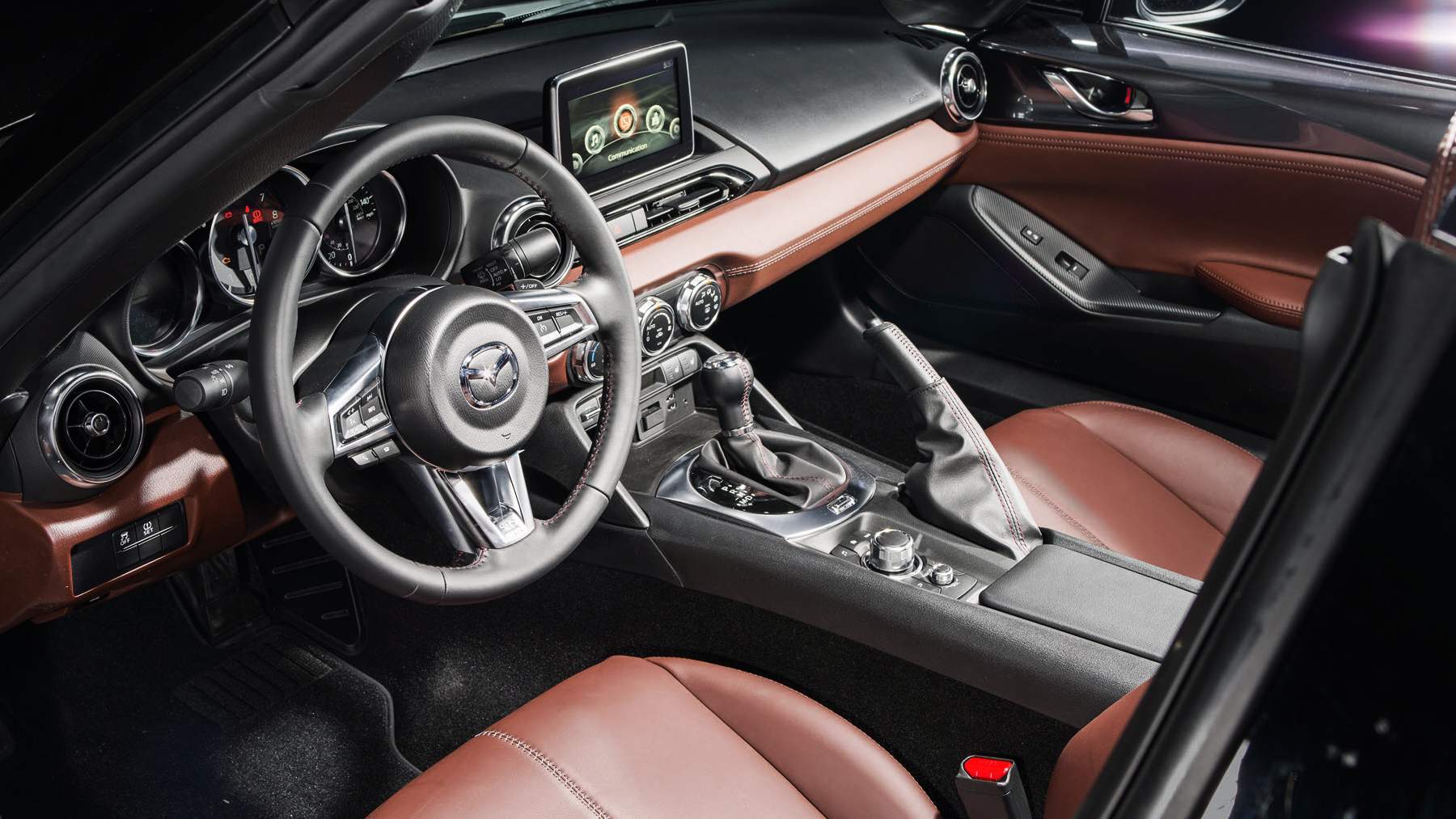 2017 Mazda Miata Price >> 2017 Mazda MX-5-Miata RF - View Pictures & Videos | Mazda USA
