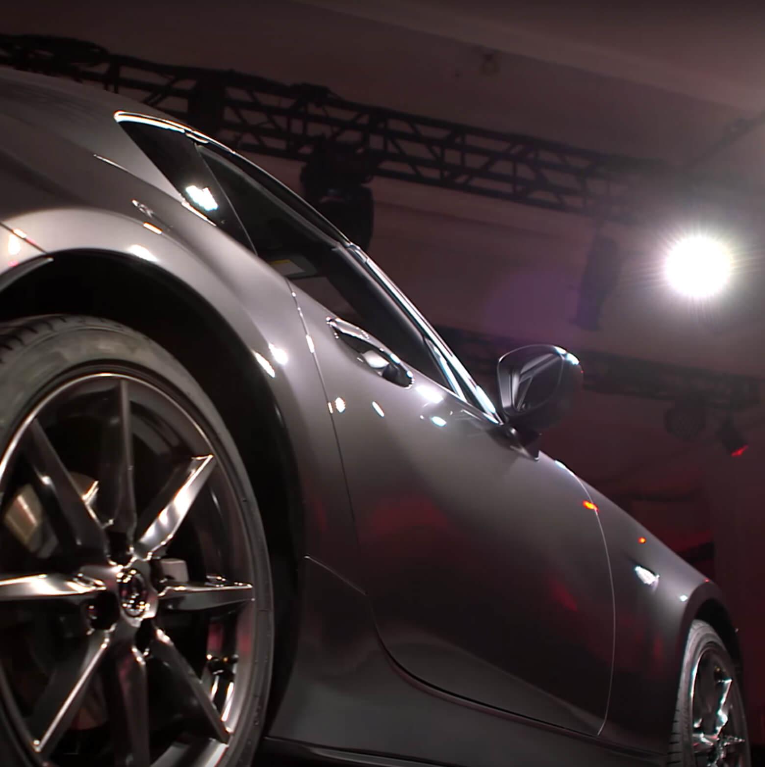 Mazda Capital Services >> 2017 Mazda MX-5-Miata RF - View Pictures & Videos   Mazda USA