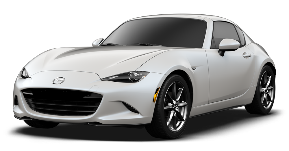 2017 Mazda Miata RF Grand Touring 2D Coupe