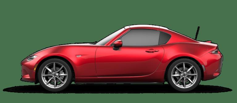 Imagen del Mazda MX-5 Miata RF 2018