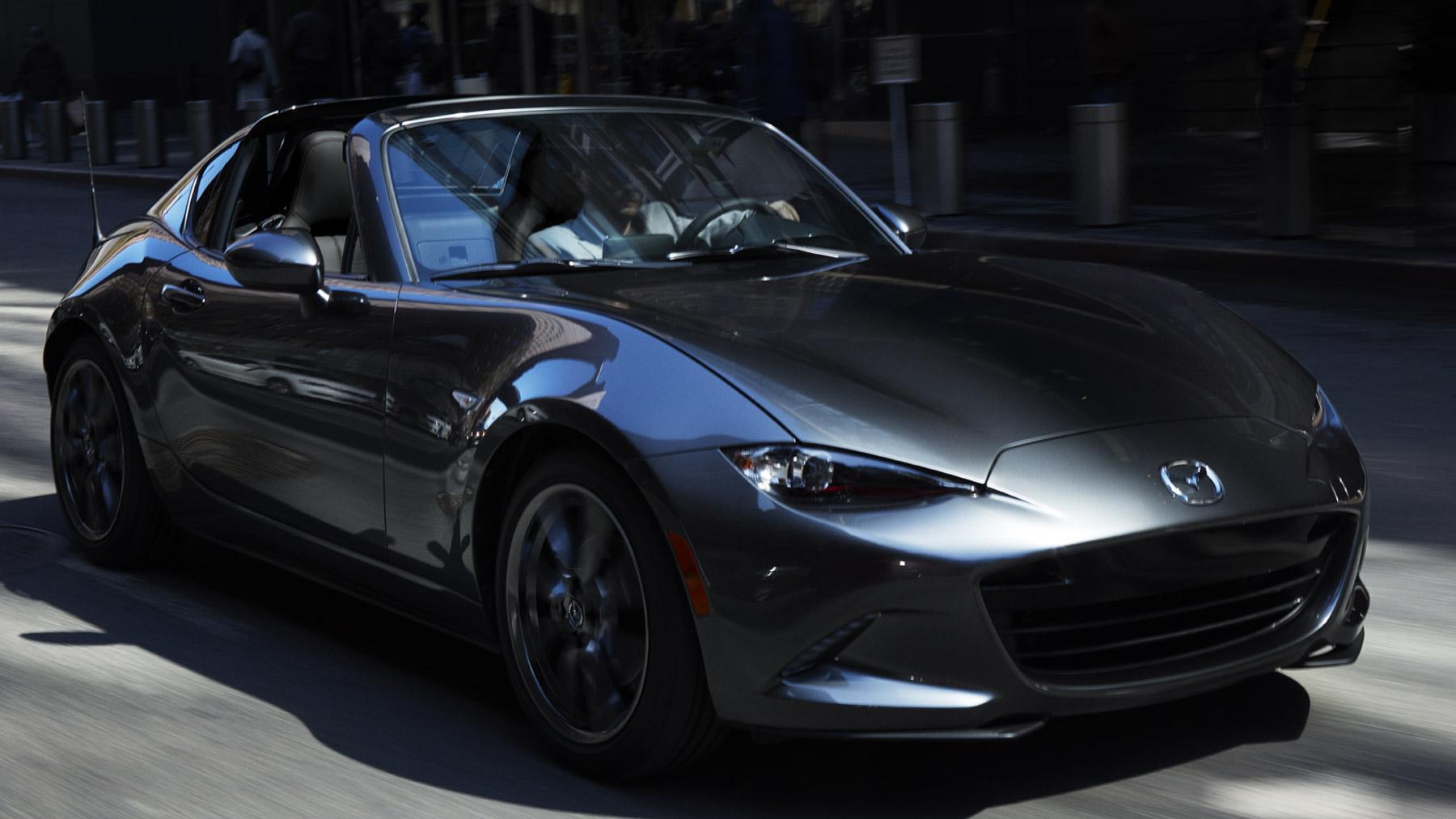 2017 Mazda Mx 5 Miata Rf Grand Touring >> 2017 Mazda MX-5 Miata RF Hard Top Convertible | Mazda USA