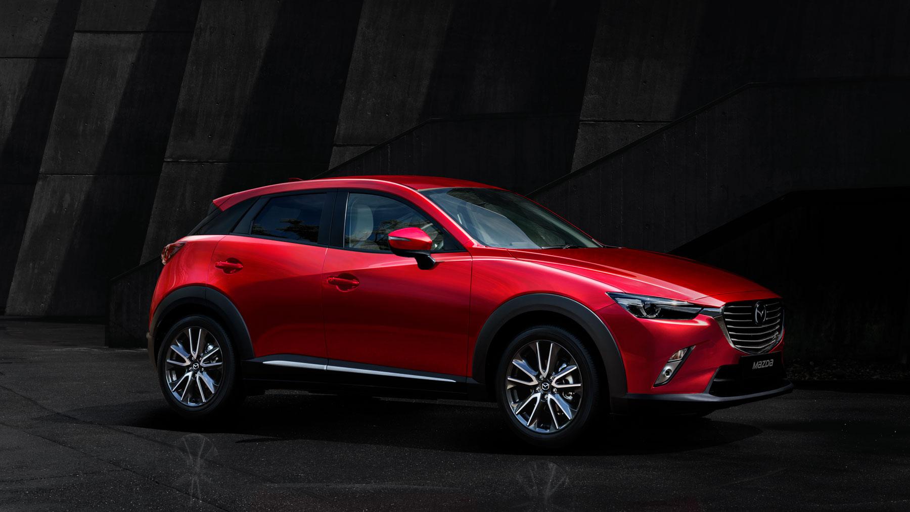 Mazda Cx 3 2018 Todoterreno Ver Fotos Y Videos Mazda Usa