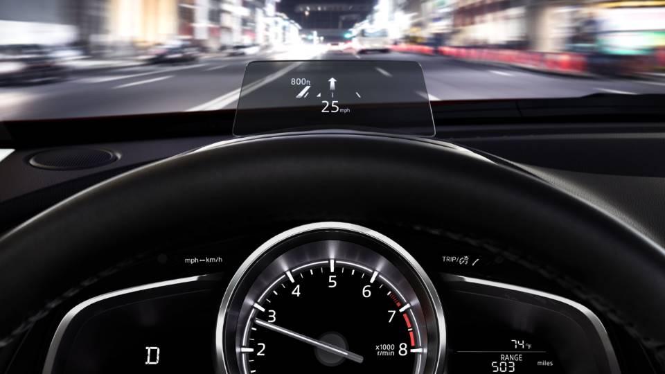 Bose Audio System Mazda 3