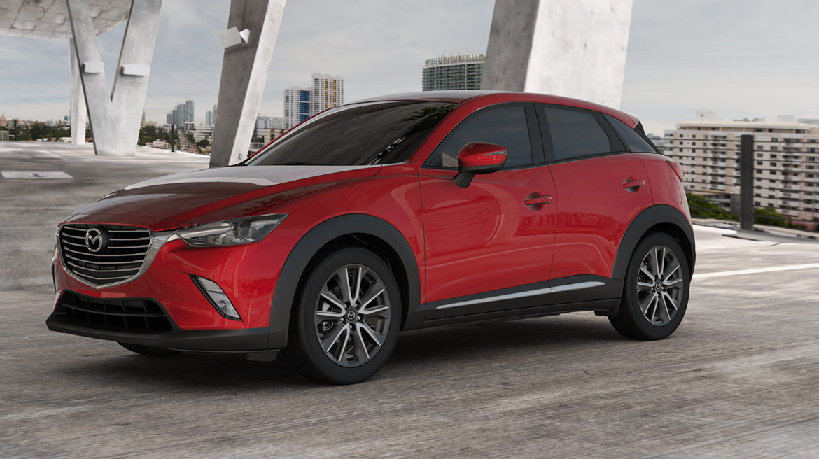 mazda cx 3 2018 best new cars for 2018. Black Bedroom Furniture Sets. Home Design Ideas