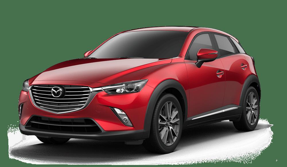 2018 Mazda CX-3 Subcompact Crossover - Compact SUV | Mazda USA