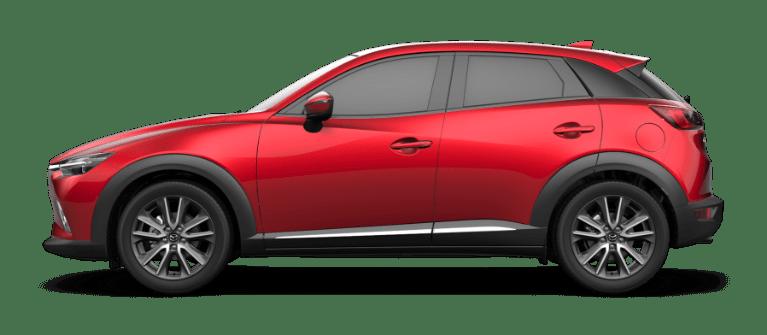 2018 Mazda CX-3图片