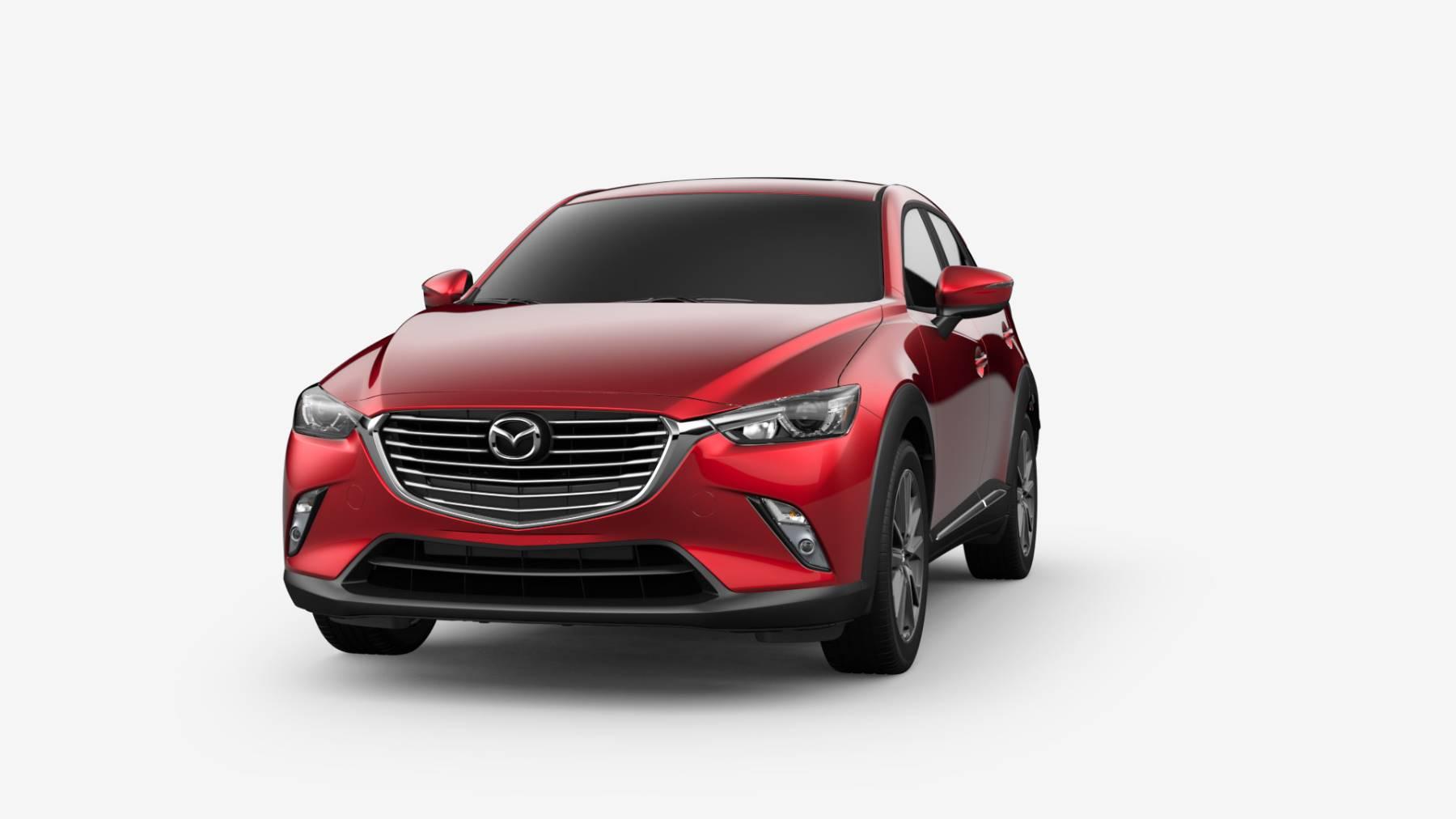 Mazda Cx Subcompact Crossover Compact Suv Mazda Usa