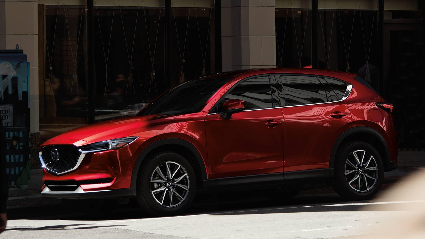 2018 Mazda Cx 5 Vs 2018 Ford Escape Comparison Review By