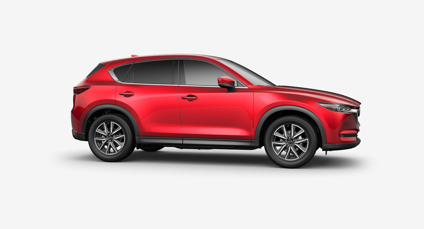 2018 Mazda CX-5 Crossover SUV - Fuel Efficient SUV | Mazda USA