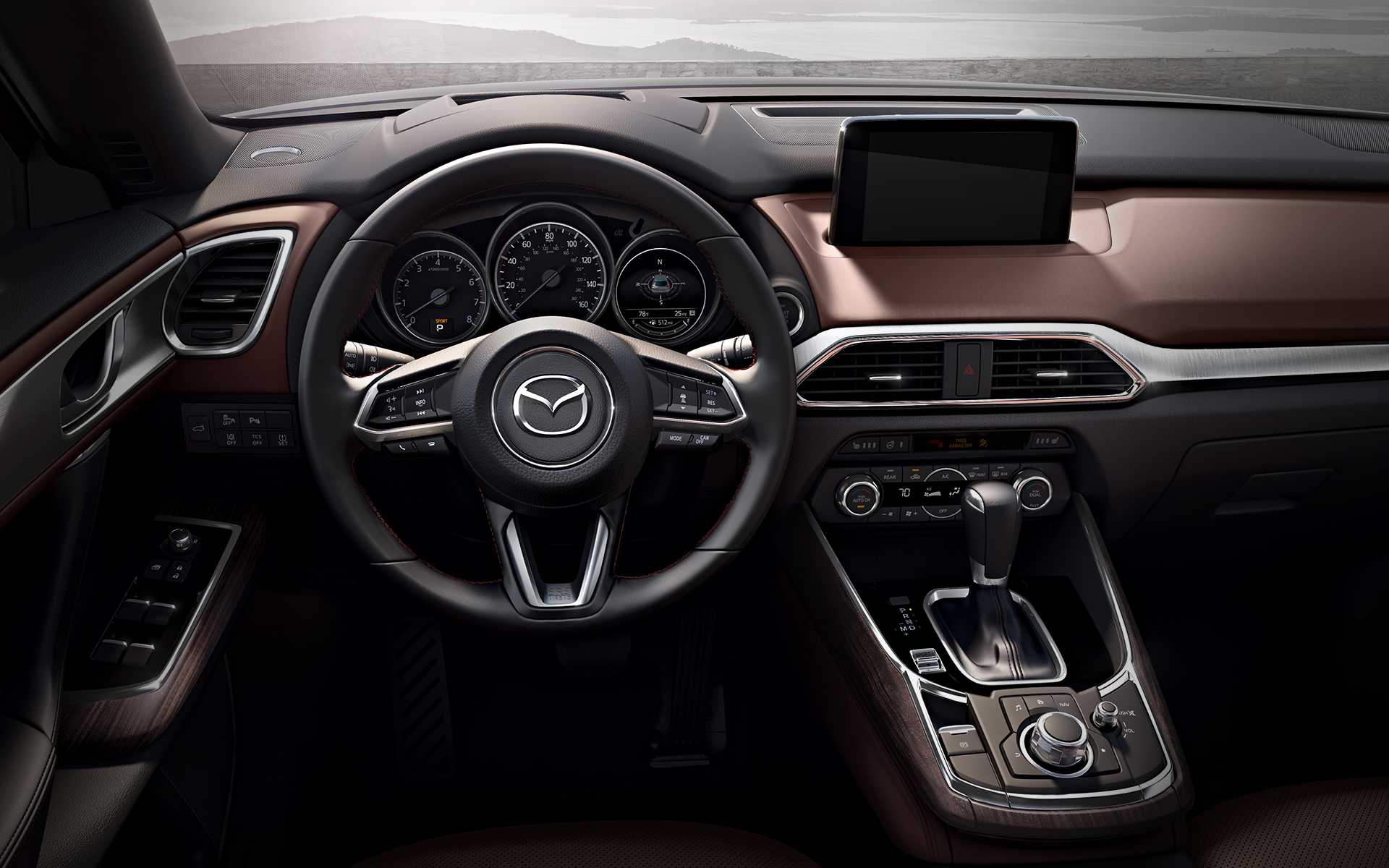 2018 Mazda CX 9 Design & Performance Features
