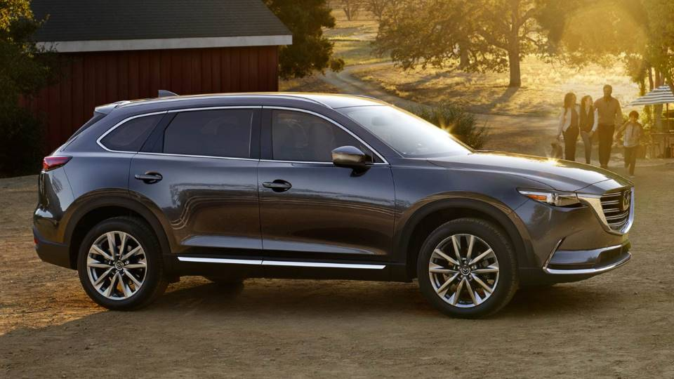 New 2018 mazda cx 9 for sale near dundalk md baltimore for Exclusive motor cars baltimore md 21215