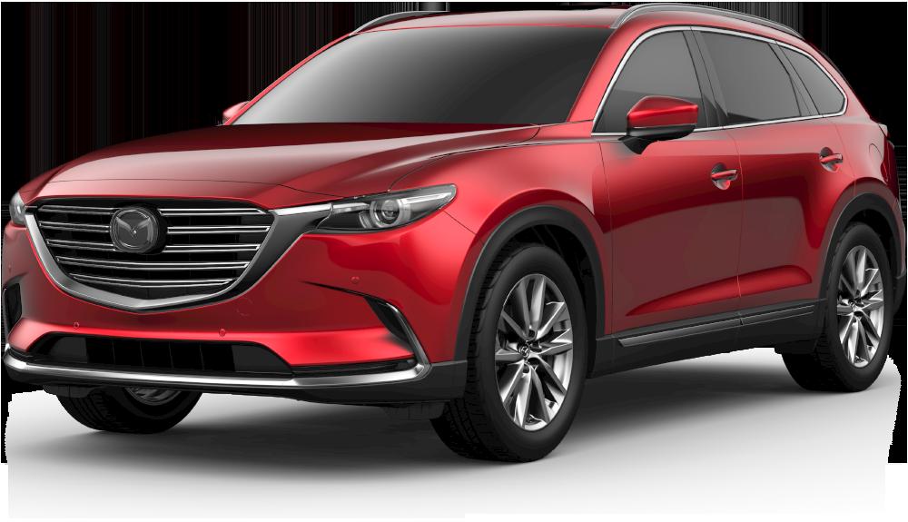 2018 Mazda Cx 9 3 Row 7 Passenger Suv Mazda Usa