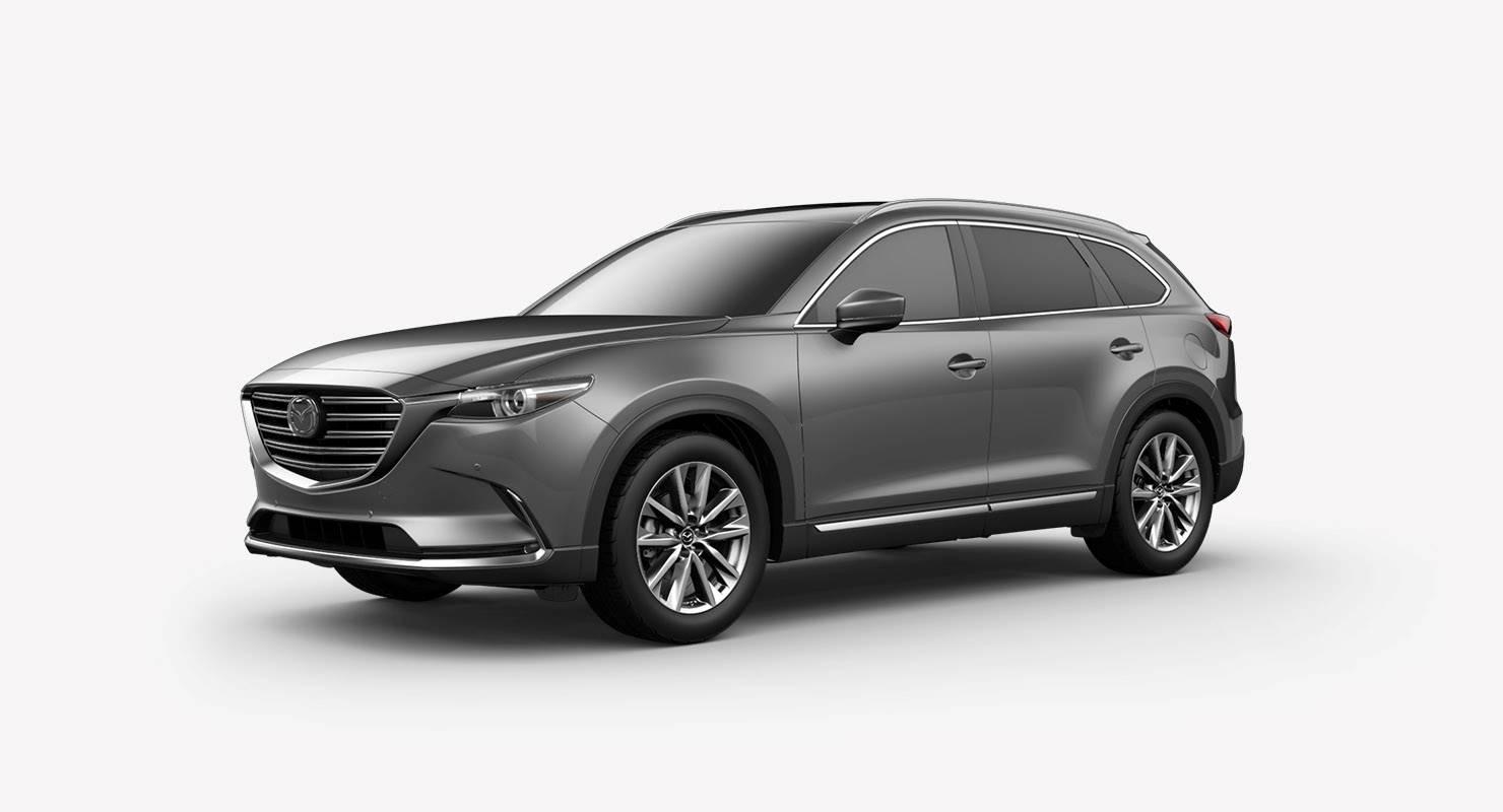 2018 Mazda CX-9 - 3 Row 7-Passenger SUV   Mazda USA