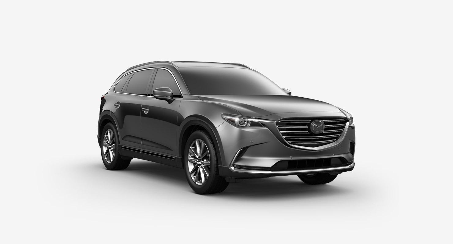 2018 Mazda CX-9 - 3 Row 7-Passenger SUV | Mazda USA