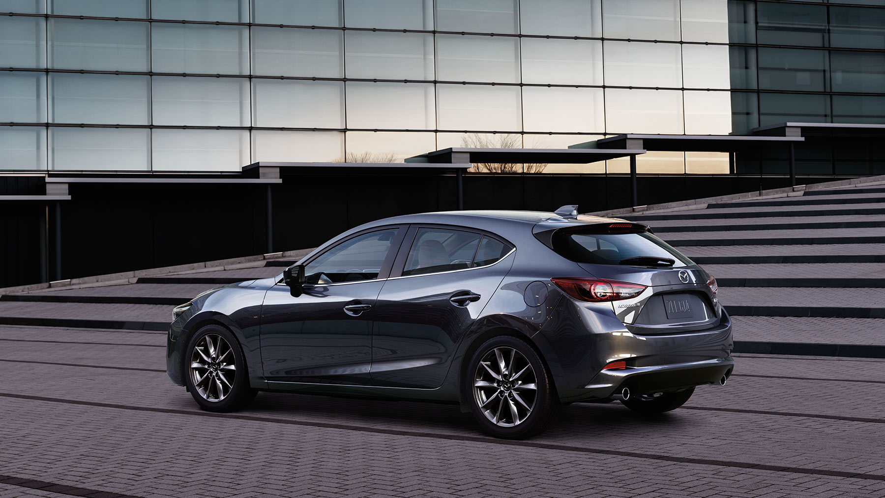 What Styles Does The Mazda3 Come In