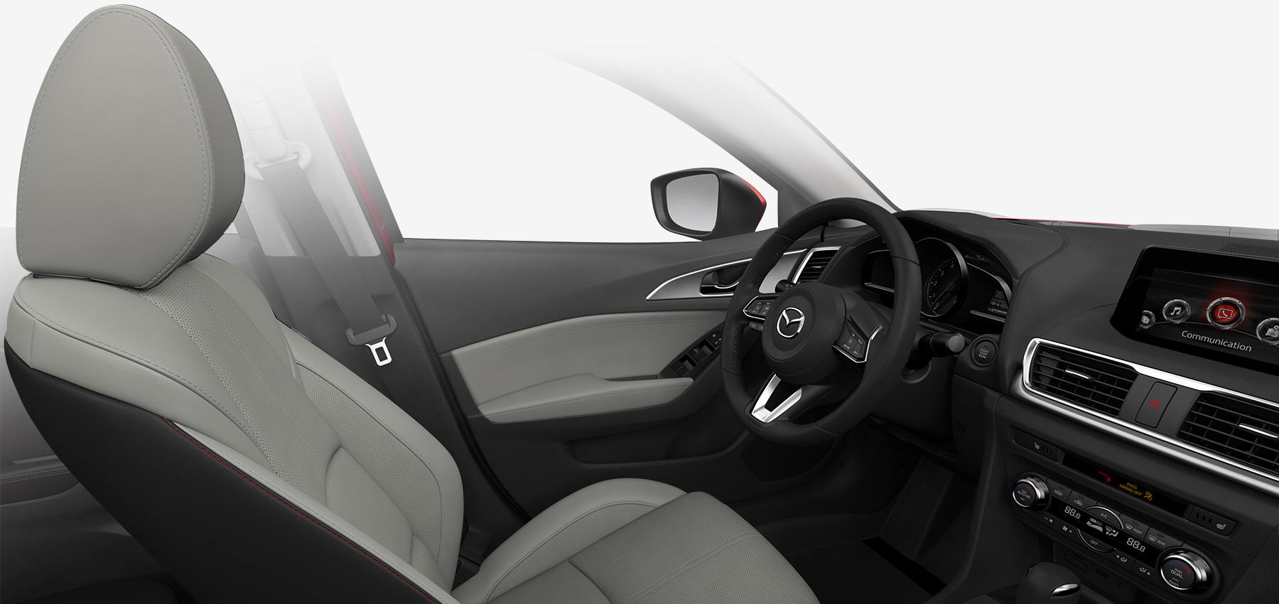 Mazda 3 Owners Manual: Interior Equipment (View A)