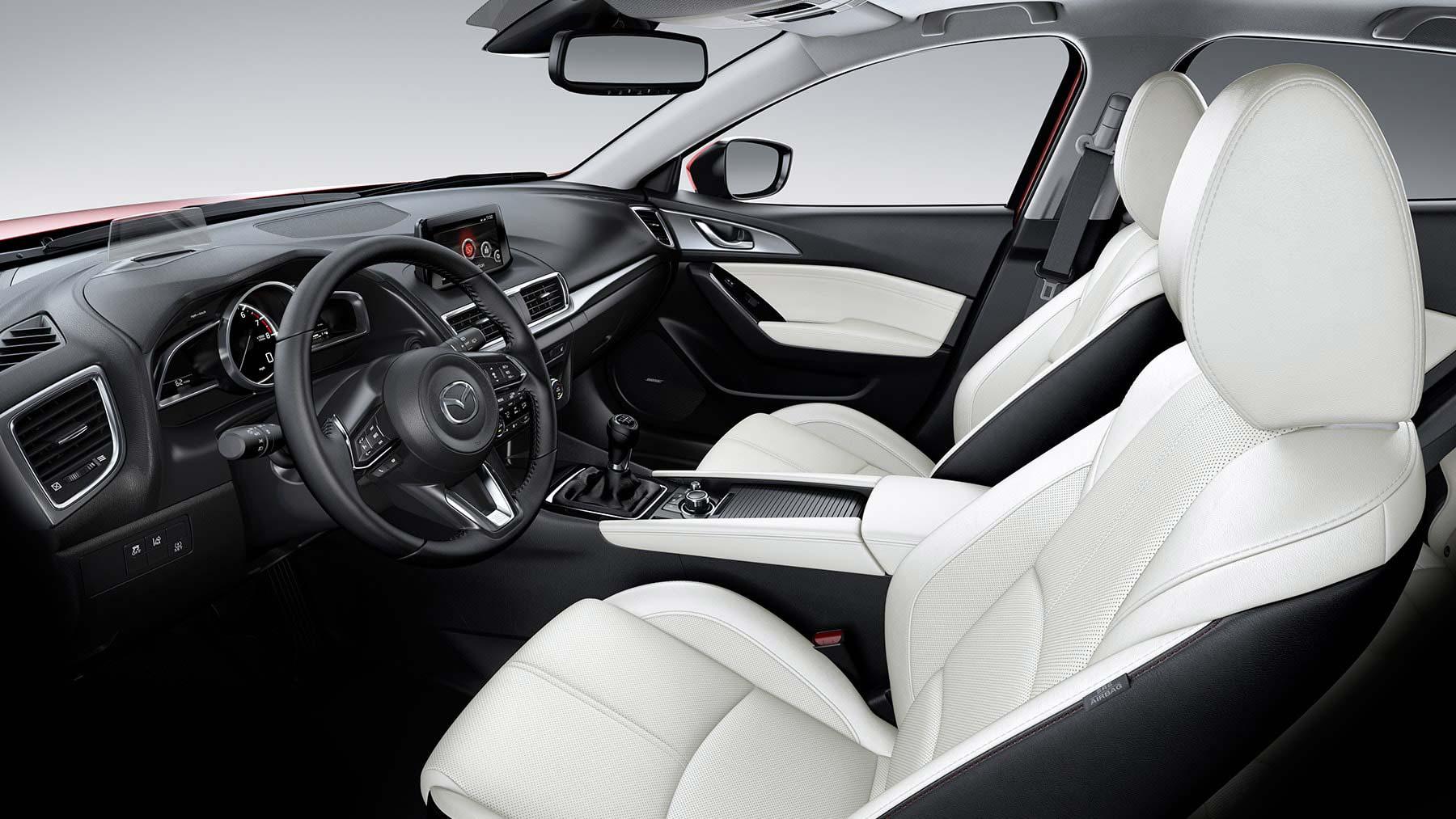 2018 mazda 3 hatchback fuel efficient compact car mazda usa. Black Bedroom Furniture Sets. Home Design Ideas