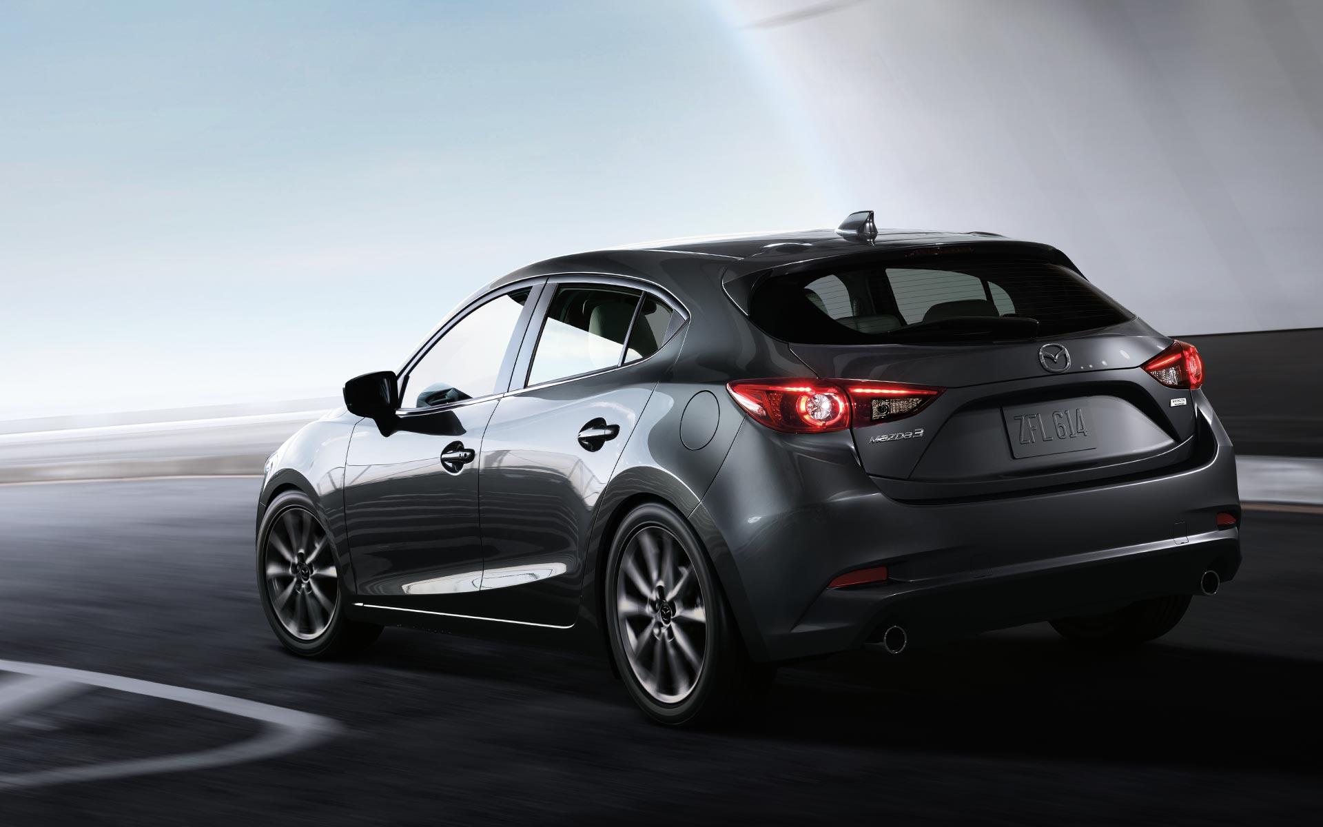 2018 Mazda 3 Hatchback Design Performance Features Mazda Usa