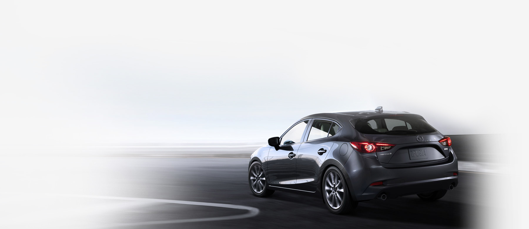 2018 Mazda 3 Hatchback - Fuel Efficient Compact Car ...