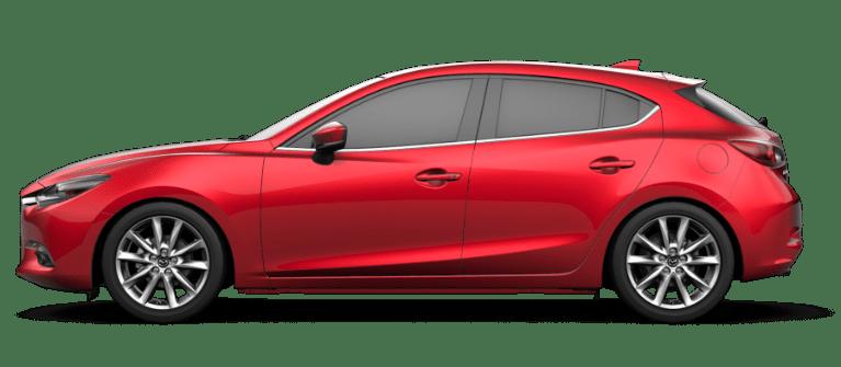 2018 Mazda3 5ドア画像