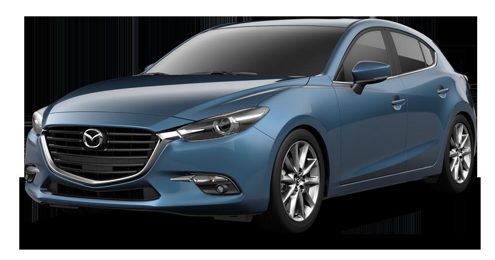 2018 Mazda Mazda3 Grand Touring Base 4D Hatchback