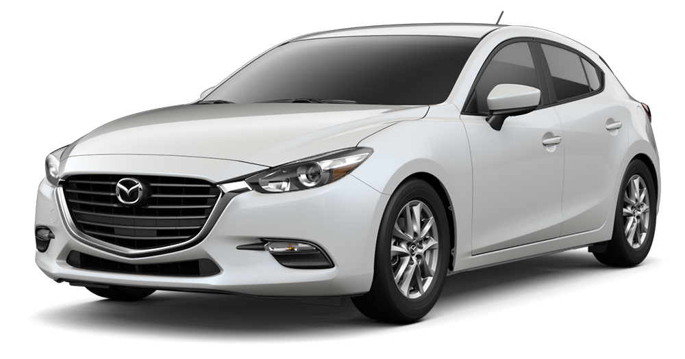 2018 Mazda 3 Hatchback trims – sport