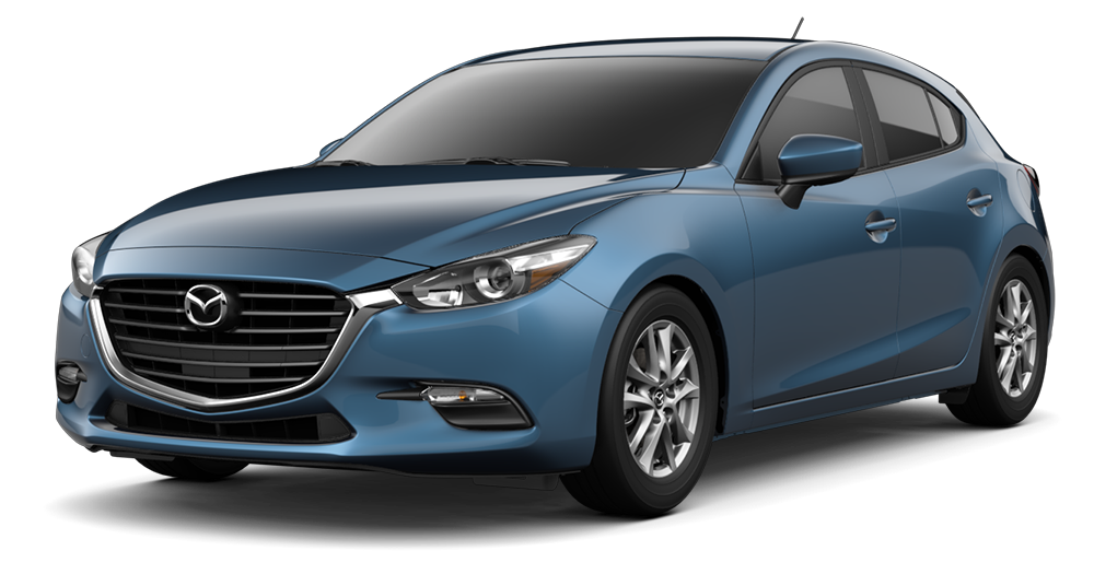 New 2018 Mazda3 5 DR WGN