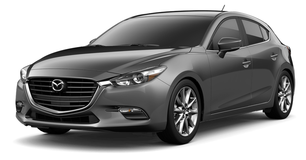 2018 Mazda 3 Hatchback trims – touring