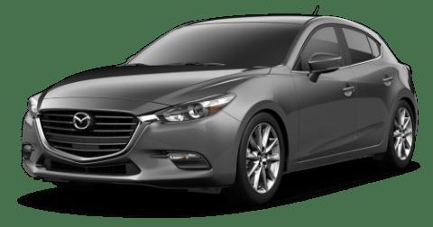 2018 Mazda 3掀背车版型 – touring