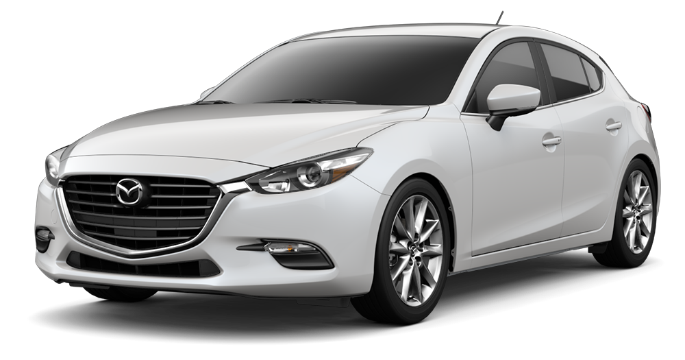 New 2018 Mazda3 5-Door Touring Auto