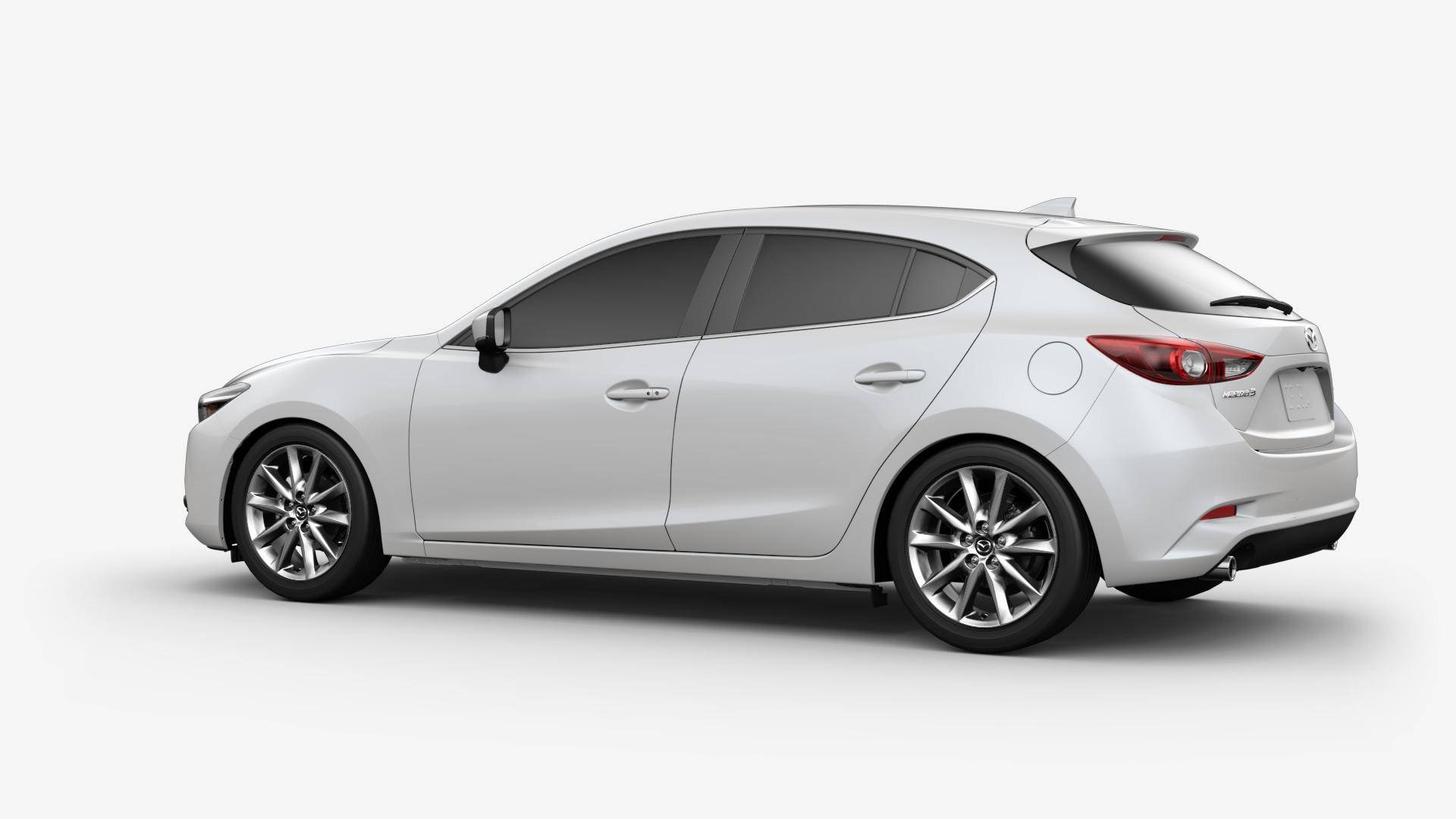 2018 mazda 3 hatchback - fuel efficient compact car | mazda usa