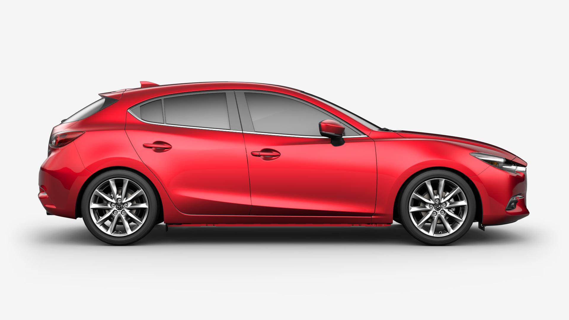Mazda Mazda S Grand Touring Hatchback