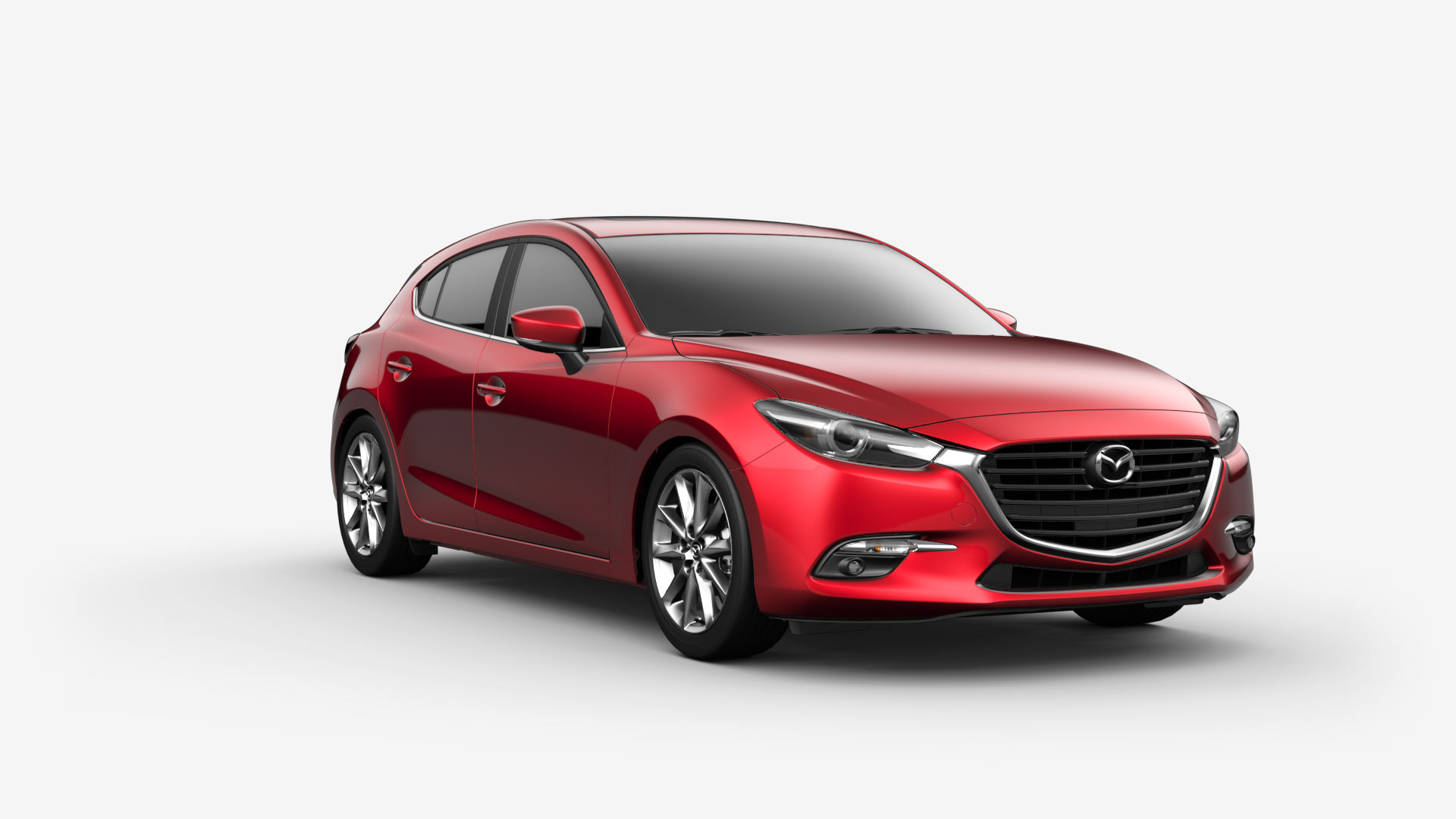 Mazda 3 Owners Manual: Blind Spot Monitoring (BSM) System