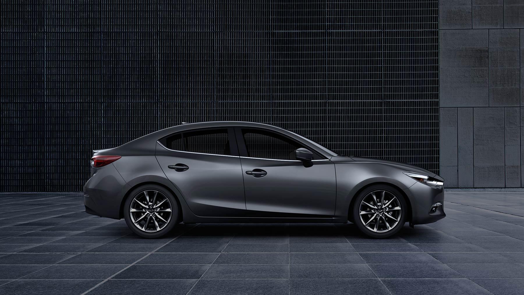 2018 Mazda 3 Power U0026 Handling