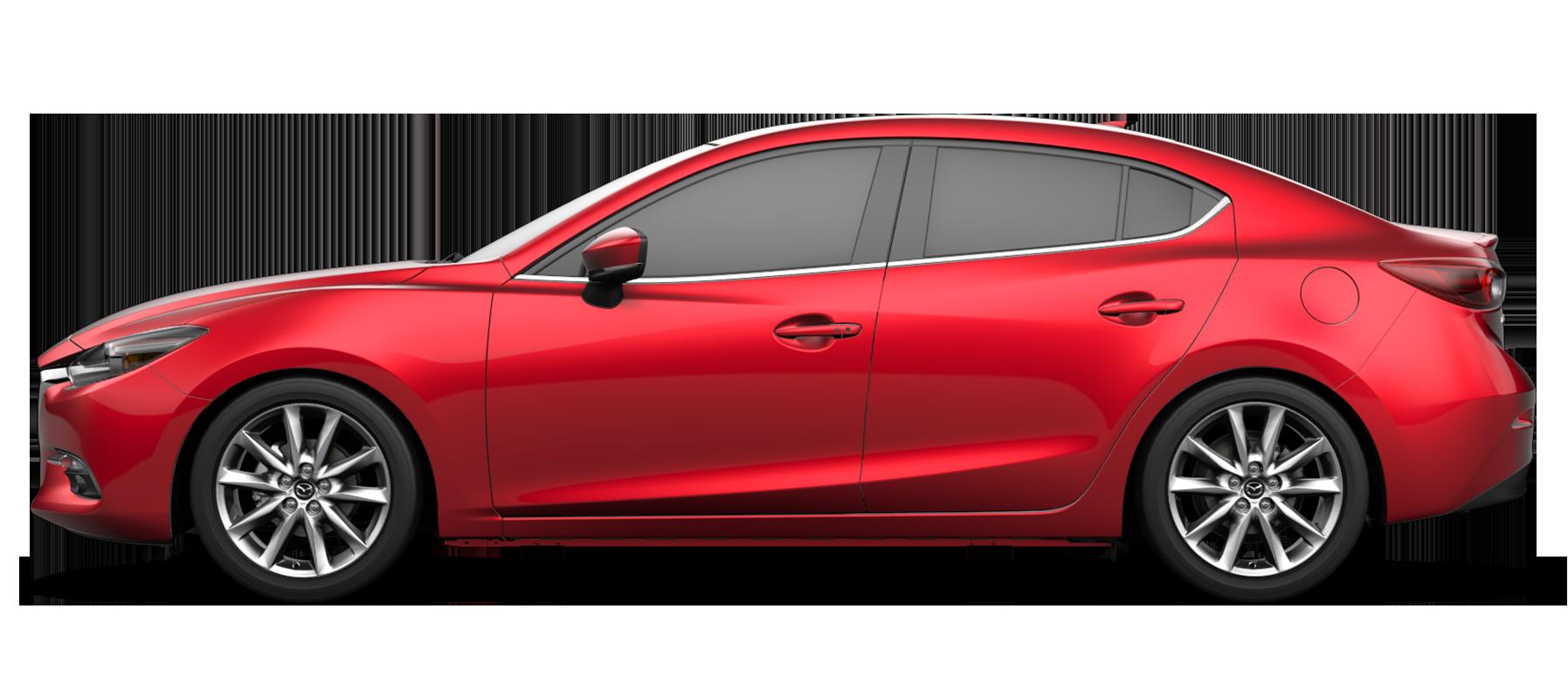 2018 Mazda3 4 Door Image